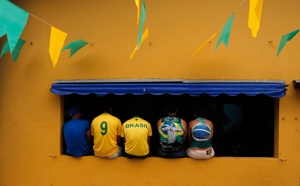 FIFA World Cup 2014 come?a no Brasil.Foto:(Matthias Schrader / Associated Press)