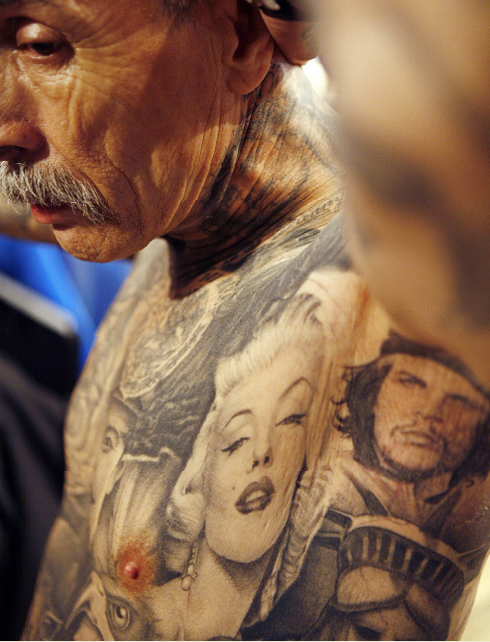 Extreme Tattoos - foto: Keith Bedford (REUTERS)